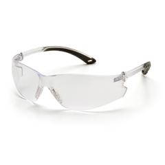 PYRS5810ST - Pyramex Safety ProductsItek® Eyewear Clear Anti-Fog Lens with Clear Temples