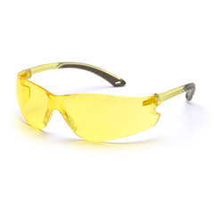 PYRS5830S - Pyramex Safety ProductsItek® Eyewear Amber Lens with Amber Temples