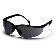 PYRSB1820S - Pyramex Safety ProductsVenture II® Eyewear Gray Lens with Black Frame