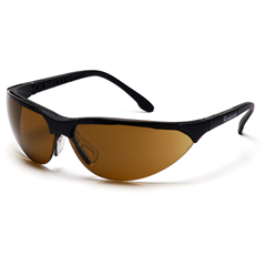 PYRSB2815S - Pyramex Safety ProductsRendezvous® Eyewear Coffee Lens with Black Frame