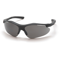 PYRSB3720D - Pyramex Safety ProductsFortress® Eyewear Gray Lens with Black Frame