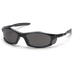 PYRSB4320D - Pyramex Safety Products - Solara™ Eyewear Gray Lens with Black Frame