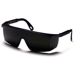PYRSB450SF - Pyramex Safety ProductsIntegra® Eyewear 5.0 IR Filter Lens with Black Frame