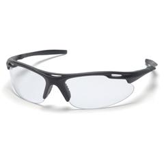 PYRSB4510D - Pyramex Safety ProductsAvante® Eyewear Clear Lens with Black Frame