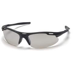 PYRSB4580D - Pyramex Safety ProductsAvante® Eyewear IO Mirror Lens with Black Frame