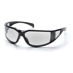 PYRSB5110DT - Pyramex Safety Products - Exeter® Eyewear Clear Anti-Fog Lens with Black Frame