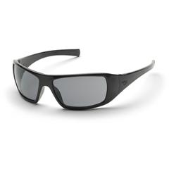 PYRSB5621D - Pyramex Safety ProductsGoliath® Eyewear Gray Polarized Lens with Black Frame