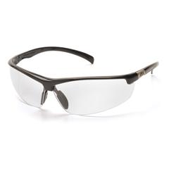 PYRSB6610D - Pyramex Safety ProductsForum™ Eyewear Clear Lens with Black Frame