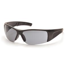 PYRSB6920D - Pyramex Safety ProductsPMXTORQ™ Eyewear Gray Lens with Black Temples