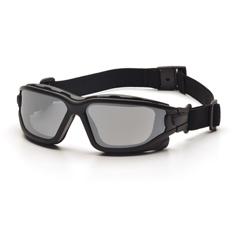 PYRSB7070SDT - Pyramex Safety ProductsI-Force™ Eyewear Silver Anti-Fog Lens with Black Temples/Strap
