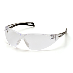 PYRSB7110S - Pyramex Safety ProductsPMXSLIM™ Eyewear Clear Lens with Black Temples