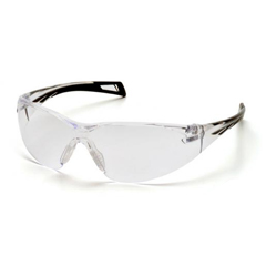 PYRSB7110ST - Pyramex Safety ProductsPMXSLIM™ Eyewear Clear Anti-fog Lens with Black Temples