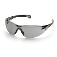 PYRSB7120S - Pyramex Safety ProductsPMXSLIM™ Eyewear Gray Lens with Black Temples