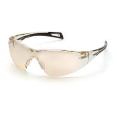 PYRSB7180S - Pyramex Safety ProductsPMXSLIM™ Eyewear IO Mirror Lens with Black Temples