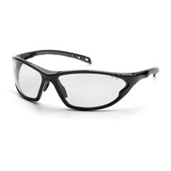 PYRSB7710D - Pyramex Safety ProductsPMXCITE™ Eyewear Clear Lens with Black Frame