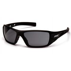 PYRSB7720D - Pyramex Safety ProductsPMXCITE™ Eyewear Gray Lens with Black Frame