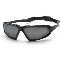 PYRSBB5020DT - Pyramex Safety ProductsHighlander™ Eyewear Gray Anti-Fog Lens with Black Frame