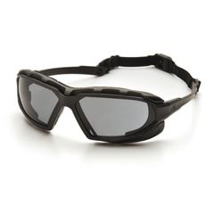 PYRSBG5020DT - Pyramex Safety ProductsHighlander XP™ Eyewear Gray Anti-Fog Lens with Black/Gray Frame