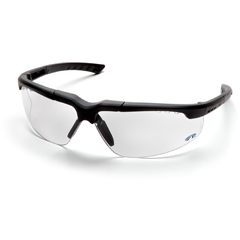 PYRSCH4810D - Pyramex Safety ProductsReatta® Eyewear Clear Lens with Charcoal Frame