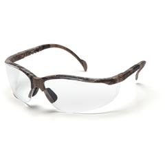 PYRSH1810S - Pyramex Safety ProductsVenture II® Eyewear Clear Lens with Realtree Hardwoods HD Frame