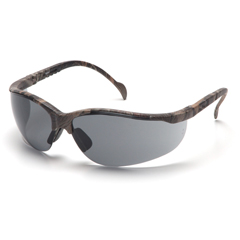 PYRSH1820S - Pyramex Safety ProductsVenture II® Eyewear Gray Lens with Realtree Hardwoods HD Frame