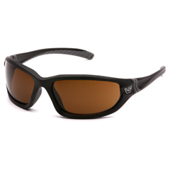 PYRVGSB118T - Pyramex Safety ProductsOcoee Eyewear Bronze Anti-Fog Lens with Black Frame