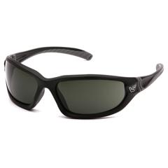 PYRVGSB122T - Pyramex Safety ProductsOcoee Eyewear Smoke Green Anti-Fog Lens with Black Frame