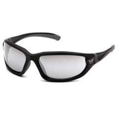 PYRVGSB170T - Pyramex Safety ProductsOcoee Eyewear Silver Mirror Anti-Fog Lens with Black Frame