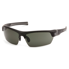 PYRVGSB322T - Pyramex Safety ProductsTensaw Eyewear Smoke Green Anti-Fog Lens with Black Frame