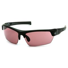 PYRVGSB327T - Pyramex Safety ProductsTensaw Eyewear Vermillion Anti-Fog Lens with Black Frame