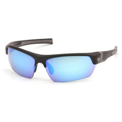PYRVGSB365T - Pyramex Safety ProductsTensaw Eyewear Ice Blue Mirror Anti-Fog Lens with Black Frame