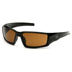 PYRVGSB518T - Pyramex Safety ProductsPagosa Eyewear Bronze Anti-Fog Lens with Black Frame