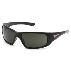 PYRVGSB622T - Pyramex Safety ProductsMontello Eyewear Smoke Green Anti-Fog Lens with Black Frame