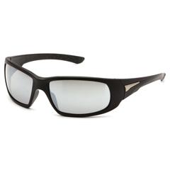 PYRVGSB670T - Pyramex Safety ProductsMontello Eyewear Silver Mirror Anti-Fog Lens with Black Frame