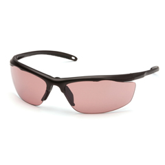 PYRVGSRB227T - Pyramex Safety ProductsZumbro Eyewear Vermillion Anti-Fog Lens with Black Frame