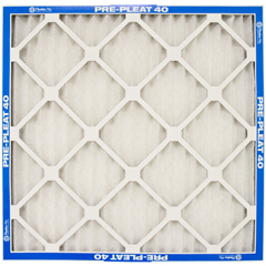 FLA84355D04399 - FlandersPrePleat 40 Economy Filters, MERV Rating : 7