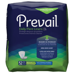 MON52403100 - First QualityPrevail® Incontinence Pant Liners - Small, 208/CS
