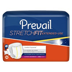 MON20563100 - First QualityPrevail® StretchFit Extended Use - Size B, 96/CS