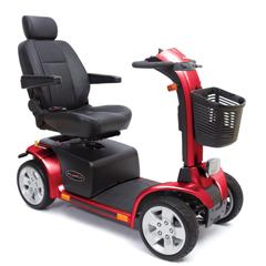 PRDSC713_RD_G24-BT_FST - Pride MobilityPursuit 4-Wheel Personal Mobility Vehicle