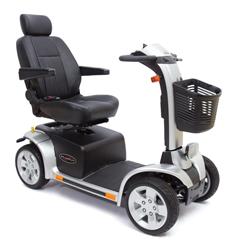 PRDSC713_SLV_G24-BT_FD - Pride MobilityPursuit 4-Wheel Personal Mobility Vehicle