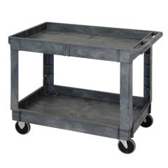 QNTPFTC4026-33-2-EA - Quantum Storage SystemsFlat Top Shelf Cart
