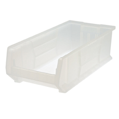 QNTQUS953CL - Quantum Storage SystemsClear 24 Inch Hulk Containers