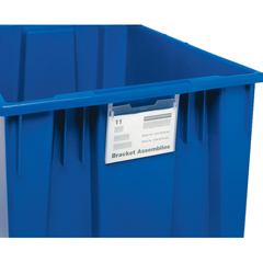 QNTSNH010-CS - Quantum Storage SystemsStack and Nest Label Holder