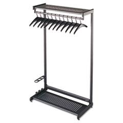 QRT20225 - Quartet® Single-Sided, Two-Shelf Rack