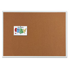 QRT2304 - Quartet® Cork Bulletin Board