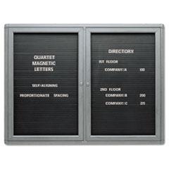 QRT2964LM - Quartet® Enclosed Magnetic Directory