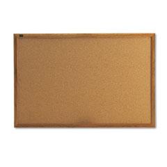 QRT303 - Quartet® Cork Bulletin Board