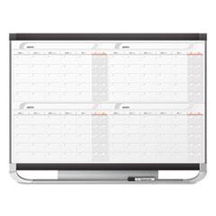 QRT4MCP23P2 - Quartet® Prestige® 2 Total Erase® Four-Month Calendar