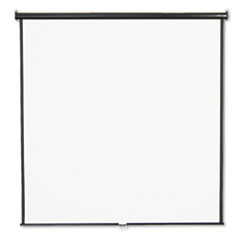 QRT684S - Quartet® Wall or Ceiling Projection Screen