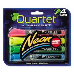 QRT79551 - Quartet® Neon Dry Erase Marker Set